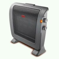 Honeywell Cool Touch Space Heater w/ Built In Ther Ventura, 93003