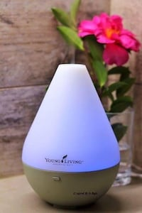 ***BNIB Young Living Ultrasonic Home Diffuser Dewdrop Essential Oil Tear Drop Whitchurch-Stouffville, L4A 0X8