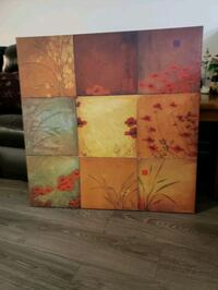 Large canvas in like new condition