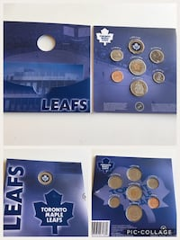 2008 Royal Canada Mint Vancouver Canucks Commemorative Coin Set