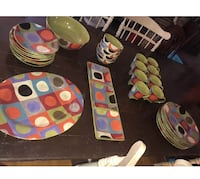Pier 1 dishes   Rome