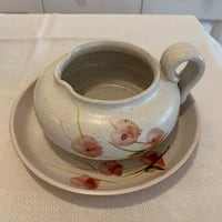 Pottery Gravy Boat with Under-plate Markham, L3T 3L4
