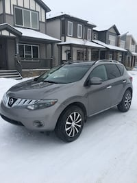 Nissan - Murano - 2009 leather heated seats dvd navigation backup cam winter tires excellent condition  Edmonton, T5Y 3W1