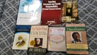 Books from college curriculum Rosedale, 21237