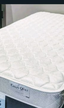 Brand New Comfortable Twin  Mattress w Boxspring