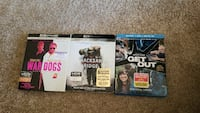 3 Great 4K and Blu-Ray titles