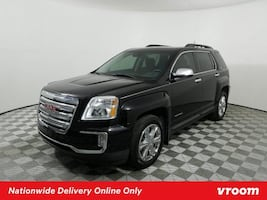 2017 GMC Terrain Ebony Twilight Metallic hatchback