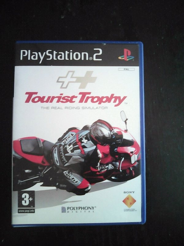 PS2 Tourist Trophy