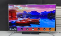 SHARP 75inch 4K SMART TV ONLY FOR $825 Toronto, M9V 1C2