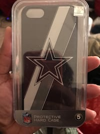 Dallas Cowboys iPhone 5 case Laurel, 20724