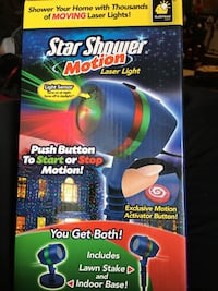 Star Shower Motion Laser Lights Virginia Beach, 23456