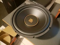 "2 JBL Subwoofes  GXSeries 12"" 4-Ohm Chicago, 60606"