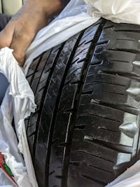 Selling 4 tires nokian brand good condition  Vaughan, L4H 1X6