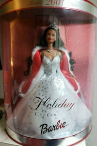 Holiday Barbie collectible Charlotte, 28227
