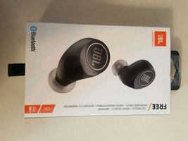 .Jbl Free wireless headphones