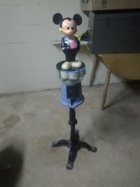 Mikie mouse gum ball machine Center Point, 35215