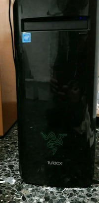 Gaming pc + razer deathadder expert Athens