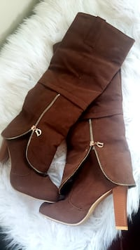 Dior style brand new size 8 boots