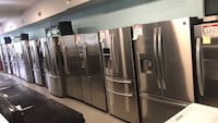 Stainless steel refrigerators 90 days warranty Reisterstown, 21136