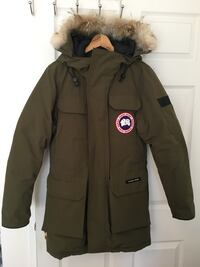 Canada Goose Men's Expedition (SX / Military Green) Toronto, M2N