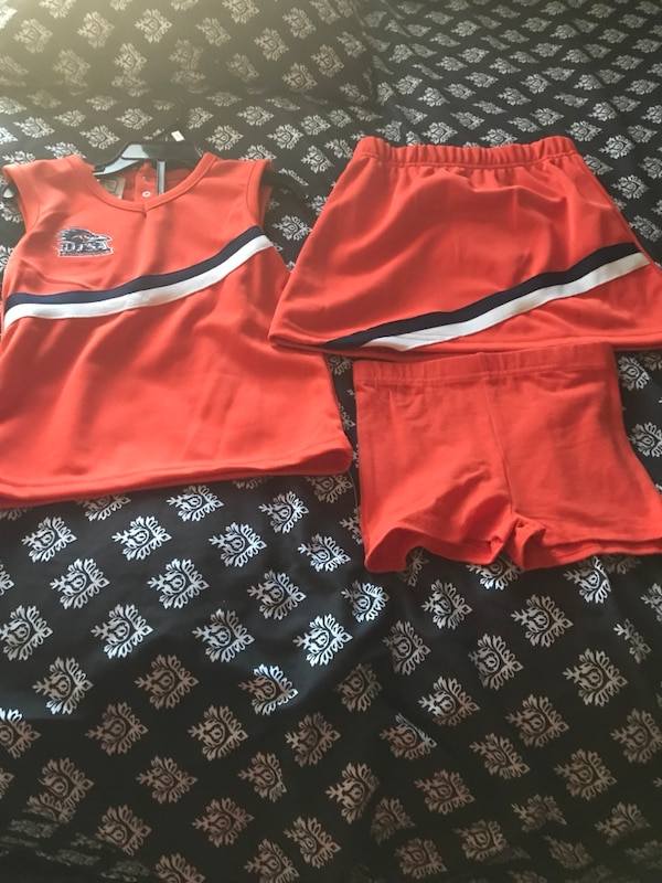 77fb46db1e9 Used red and black Nike jersey for sale in San Antonio - letgo
