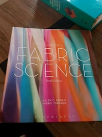 FABRIC SCIENCE 10TH EDITION  Mississauga