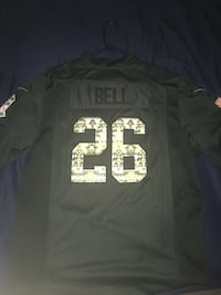 Le'veon Bell salute to service Nike jersey Newport News, 23601