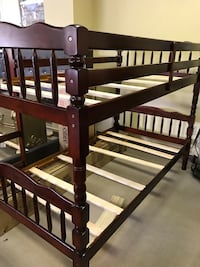 Twin size bunk bed frame  诺克洛斯, 30071