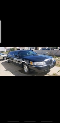 2000 Lincoln Limo Henderson