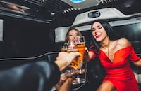 Weekend deal club run 299 limousine ride Mississauga, L5B