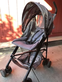 Lightweight, Full-Recline Umbrella Stroller 2401 mi