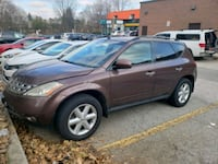 2003 Nissan Murano SE AWD AT (Fleet) Toronto