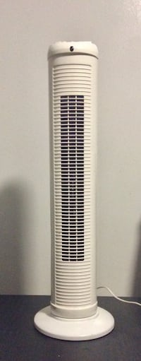 "28"" Oscillating Tower Fan $25 OBO Edmonton, T5H 2M5"