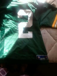 green and white NFL jersey Riverside, 92505