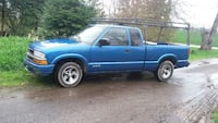 2000 Chevy s10 Woodburn