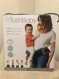 Tushbaby Carrier with waist extender Chestermere, T1X