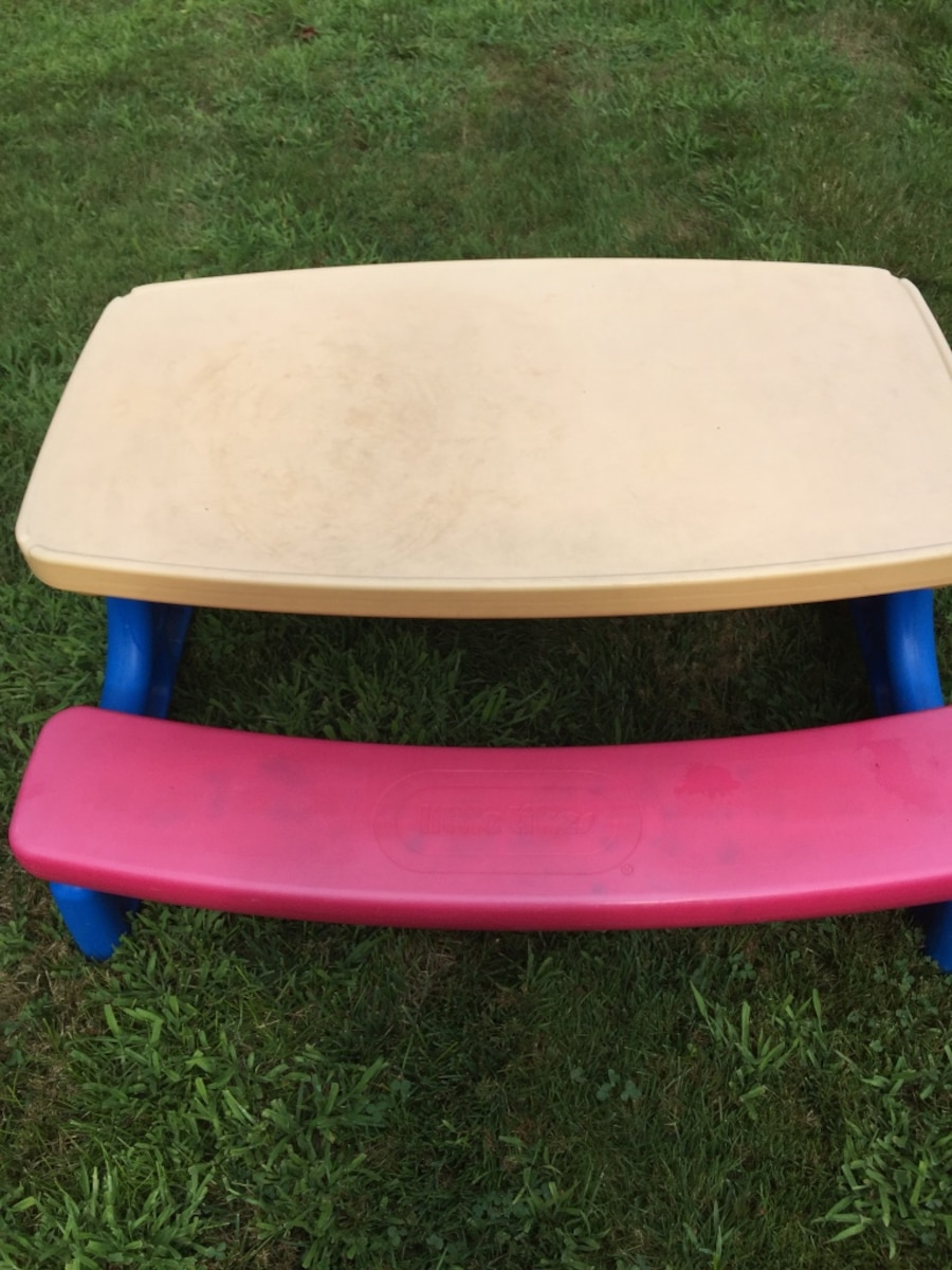 Fisher price childrens picnic table gallery table decoration ideas fisher price picnic table replacement parts image collections watchthetrailerfo used fisher price childrens picnic table in watchthetrailerfo