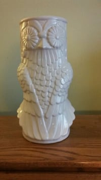 Xl Owl umbrella/cane holder Laurel