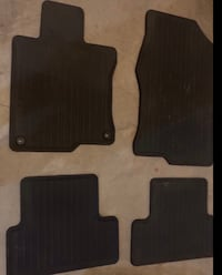 2009-2014 ACURA TSX OEM ALL WEATHER MATS Herndon, 20170