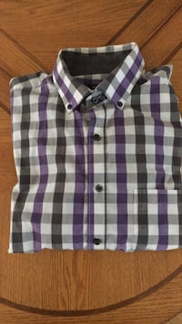 Men's casual shirt  long sleeve with pocket, size XL, 3153 km