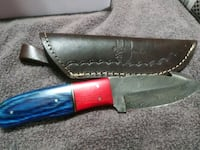 100%DAMASCUS STEEL MADE IN USA McAllen, 78501