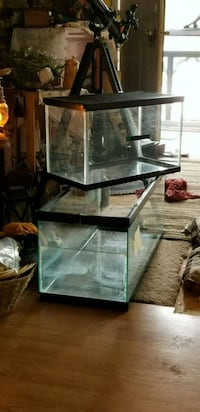 rectangular clear glass pet tank Dover, 17315