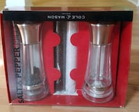 stainless steel and black stainless steel kitchen utensil set Potomac, 20854