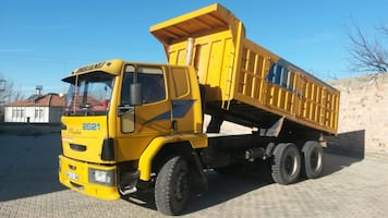 FORD CARGO 2003
