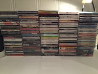 Selling 156 Various CD's in Excellent Condition Toronto