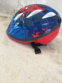 blue, white, and red Spider-Man bicycle helmet Delray Beach, 33446