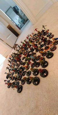 Heroclix mix lot (only sold as lot)
