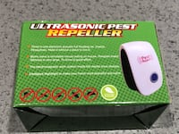 ULTRASONIC PEST REPELLER (BNIB) I have Dozen Available Surrey, V3S 5J9