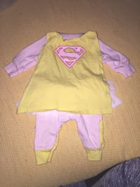 Supergirl Newborn Outfit/Costume Raleigh, 27603