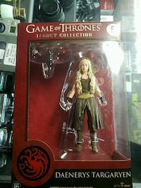 Game of thrones action figure in box Brampton, L6V 1N6